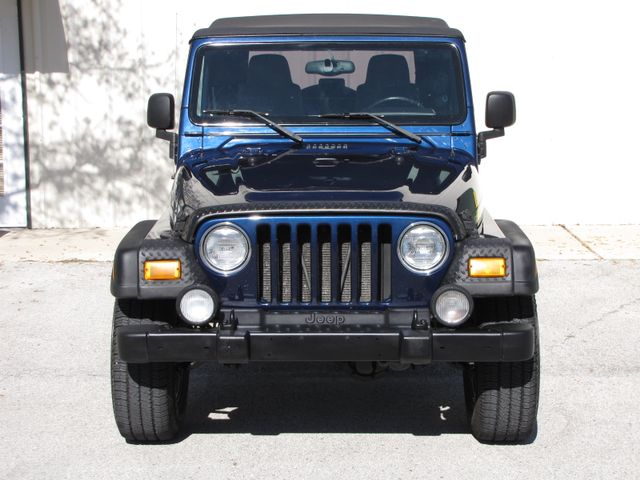 2004 Jeep Wrangler Rubicon Jacksonville , FL 14
