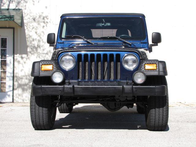 2004 Jeep Wrangler Rubicon Jacksonville , FL 15