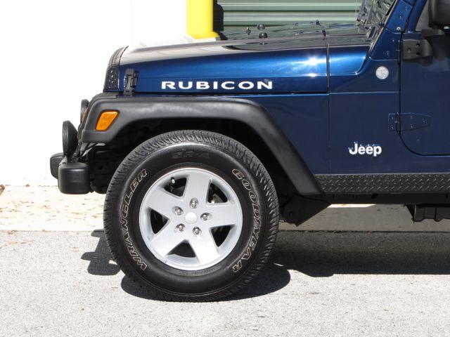 2004 Jeep Wrangler Rubicon Jacksonville , FL 9