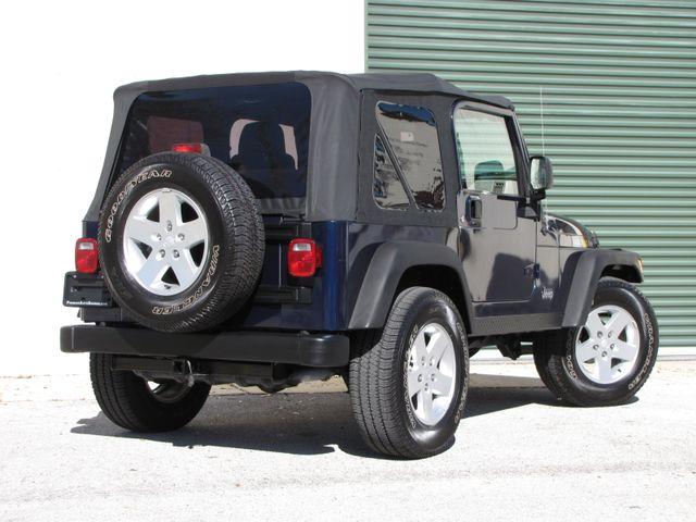2004 Jeep Wrangler Rubicon Jacksonville , FL 3