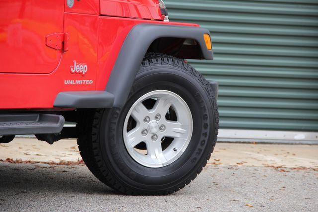 2004 Jeep Wrangler Unlimited Jacksonville , FL 4