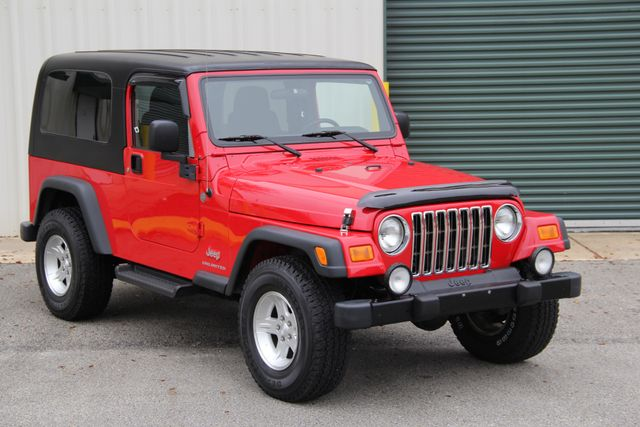 2004 Jeep Wrangler Unlimited Jacksonville , FL 39