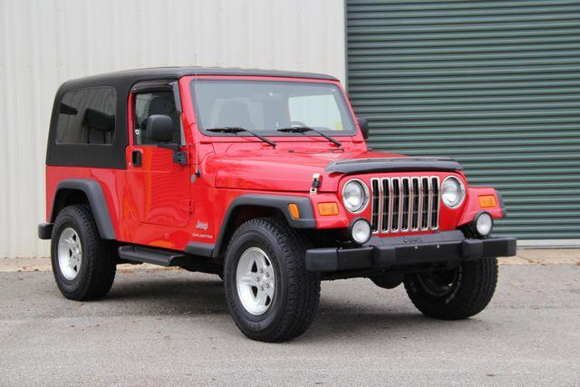 2004 Jeep Wrangler Unlimited Jacksonville , FL 1