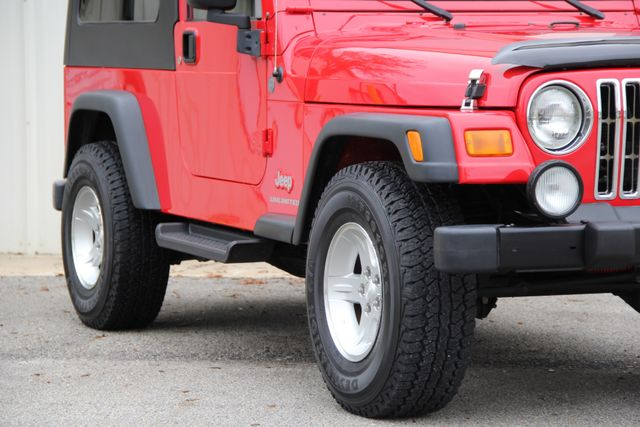 2004 Jeep Wrangler Unlimited Jacksonville , FL 17