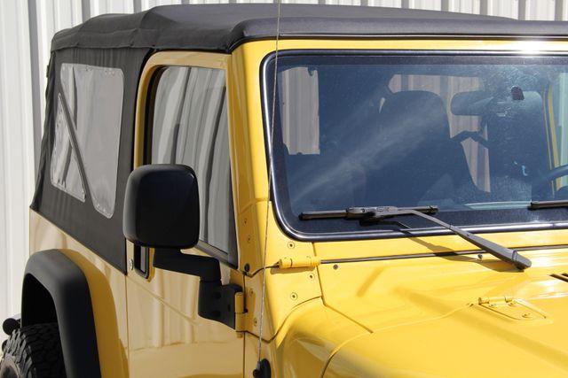 2004 Jeep Wrangler Unlimited LJ Jacksonville , FL 25