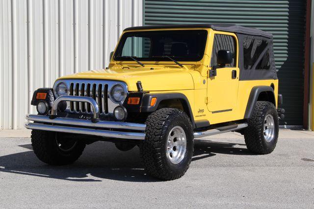 2004 Jeep Wrangler Unlimited LJ Jacksonville , FL 54