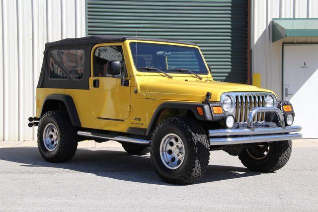 2004 Jeep Wrangler Unlimited LJ Jacksonville , FL 55