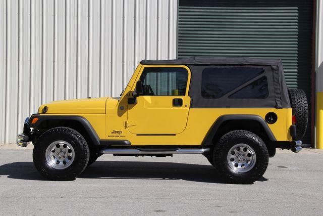 2004 Jeep Wrangler Unlimited LJ Jacksonville , FL 6