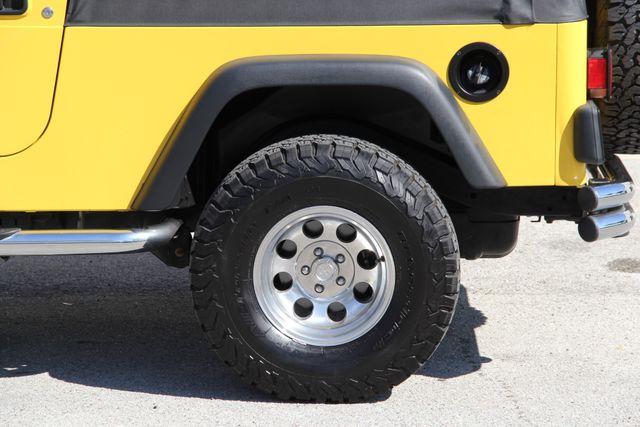2004 Jeep Wrangler Unlimited LJ Jacksonville , FL 9