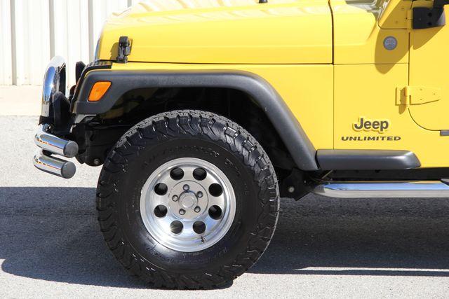 2004 Jeep Wrangler Unlimited LJ Jacksonville , FL 7