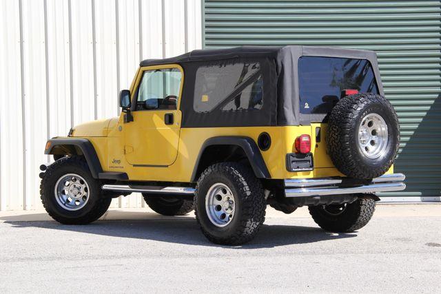 2004 Jeep Wrangler Unlimited LJ Jacksonville , FL 2