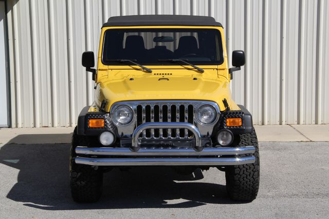 2004 Jeep Wrangler Unlimited LJ Jacksonville , FL 17