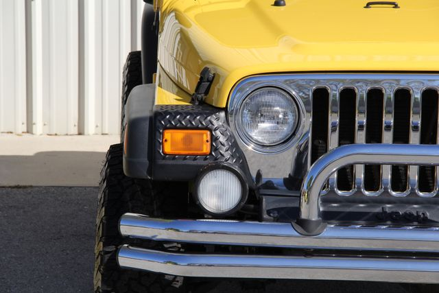 2004 Jeep Wrangler Unlimited LJ Jacksonville , FL 22