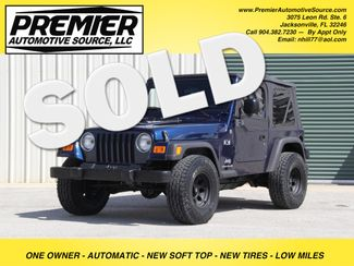 2004 Jeep Wrangler X Jacksonville , FL