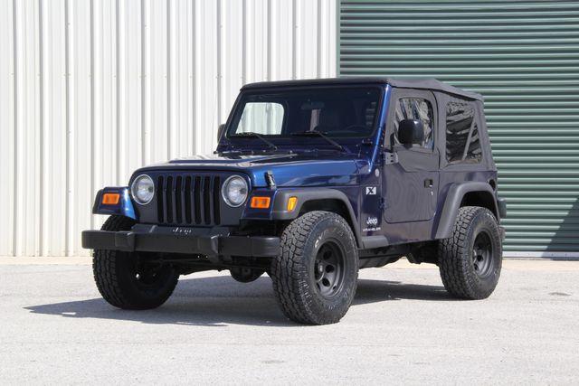 2004 Jeep Wrangler X Jacksonville , FL 44