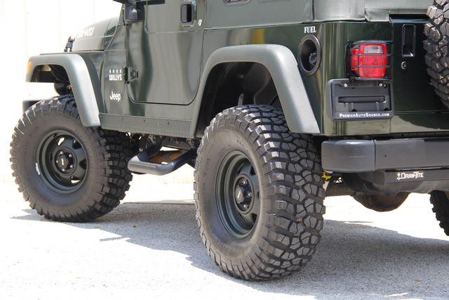 2004 Jeep Wrangler X WILLYS EDITION Jacksonville , FL 24