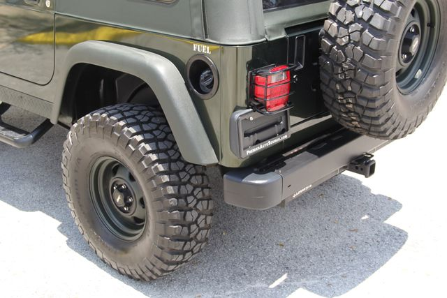 2004 Jeep Wrangler X WILLYS EDITION Jacksonville , FL 23