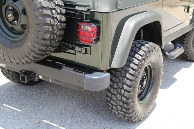 2004 Jeep Wrangler X WILLYS EDITION Jacksonville , FL 25