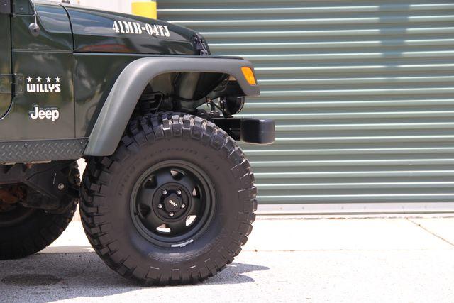 2004 Jeep Wrangler X WILLYS EDITION Jacksonville , FL 6