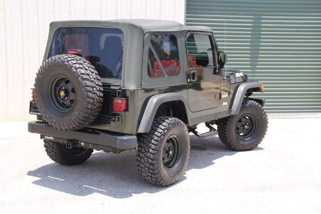 2004 Jeep Wrangler X WILLYS EDITION Jacksonville , FL 5