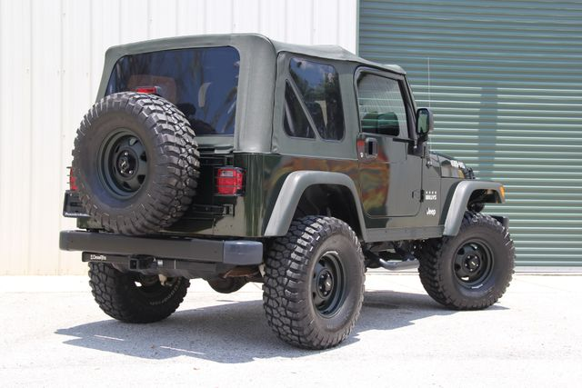 2004 Jeep Wrangler X WILLYS EDITION Jacksonville , FL 63