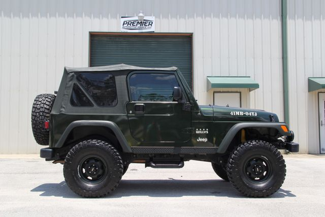 2004 Jeep Wrangler X WILLYS EDITION Jacksonville , FL 27