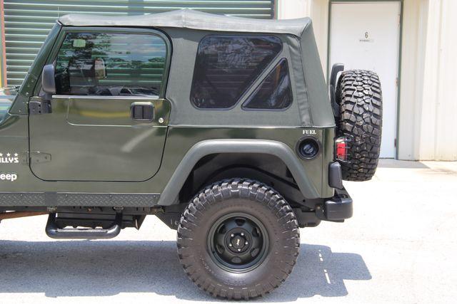 2004 Jeep Wrangler X WILLYS EDITION Jacksonville , FL 10