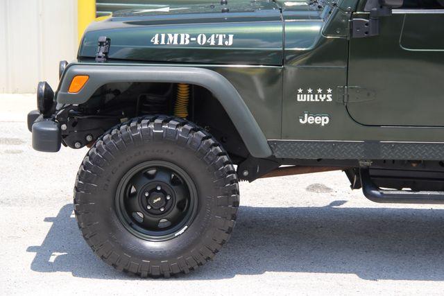 2004 Jeep Wrangler X WILLYS EDITION Jacksonville , FL 9