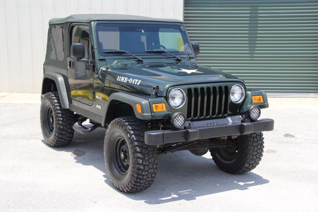 2004 Jeep Wrangler X WILLYS EDITION Jacksonville , FL 3