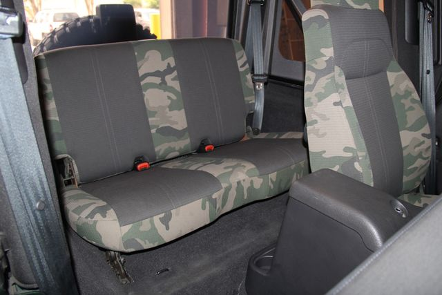 2004 Jeep Wrangler X WILLYS EDITION Jacksonville , FL 50