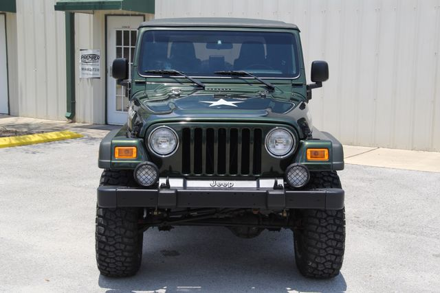 2004 Jeep Wrangler X WILLYS EDITION Jacksonville , FL 12