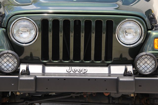 2004 Jeep Wrangler X WILLYS EDITION Jacksonville , FL 17
