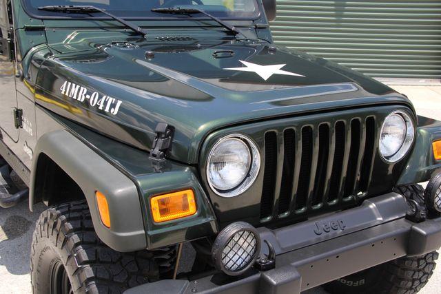 2004 Jeep Wrangler X WILLYS EDITION Jacksonville , FL 20