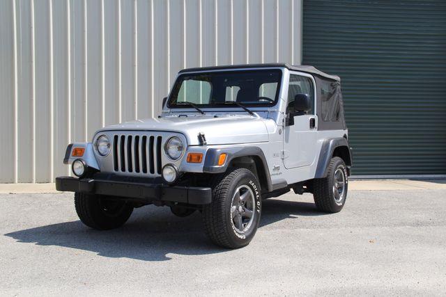 2004 Jeep Wrangler X COLUMBIA EDITION Jacksonville , FL 60