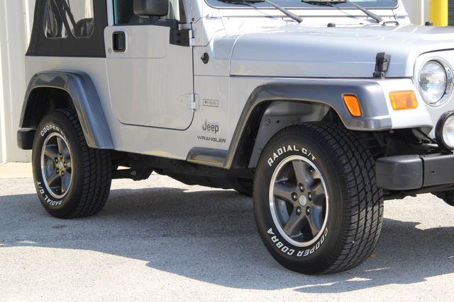 2004 Jeep Wrangler X COLUMBIA EDITION Jacksonville , FL 21