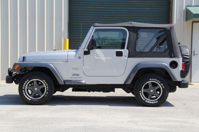 2004 Jeep Wrangler X COLUMBIA EDITION Jacksonville , FL 8