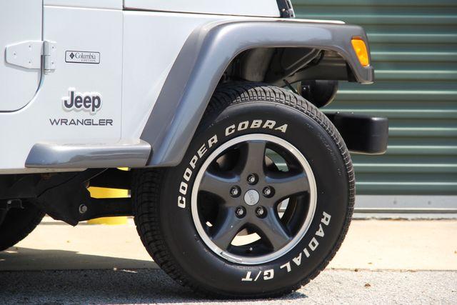 2004 Jeep Wrangler X COLUMBIA EDITION Jacksonville , FL 6