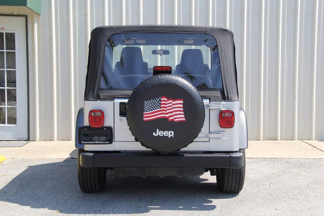 2004 Jeep Wrangler X COLUMBIA EDITION Jacksonville , FL 23
