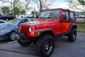 2004 Jeep Wrangler Sport Memphis, Tennessee 1