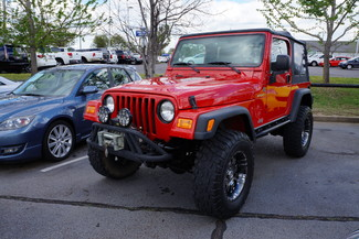 2004 Jeep Wrangler Sport Memphis, Tennessee 6