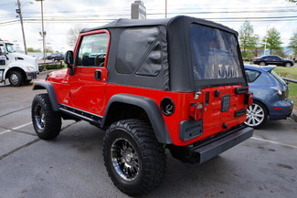 2004 Jeep Wrangler Sport Memphis, Tennessee 23