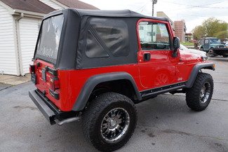 2004 Jeep Wrangler Sport Memphis, Tennessee 26