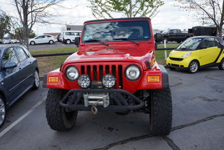 2004 Jeep Wrangler Sport Memphis, Tennessee 16