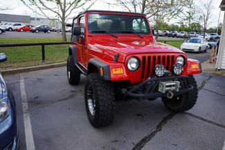 2004 Jeep Wrangler Sport Memphis, Tennessee 17