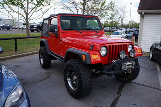 2004 Jeep Wrangler Sport Memphis, Tennessee