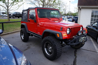 2004 Jeep Wrangler Sport Memphis, Tennessee 18