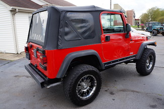 2004 Jeep Wrangler Sport Memphis, Tennessee 2