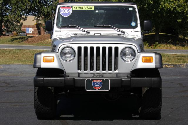 2004 Jeep Wrangler X 4WD - ROCKY MOUNTAIN EDITION! Mooresville , NC 15