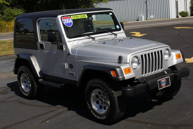 2004 Jeep Wrangler X 4WD - ROCKY MOUNTAIN EDITION! Mooresville , NC 20