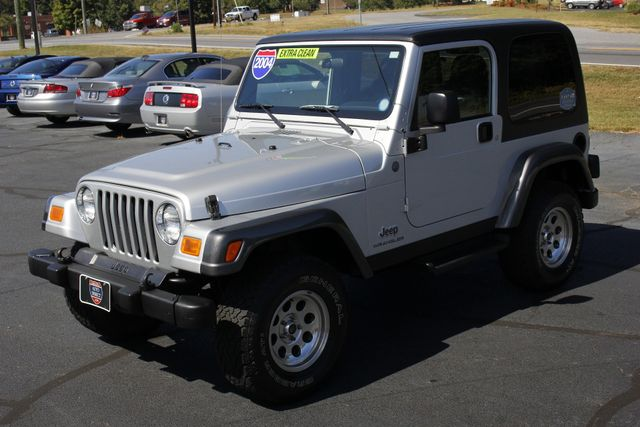 2004 Jeep Wrangler X 4WD - ROCKY MOUNTAIN EDITION! Mooresville , NC 21